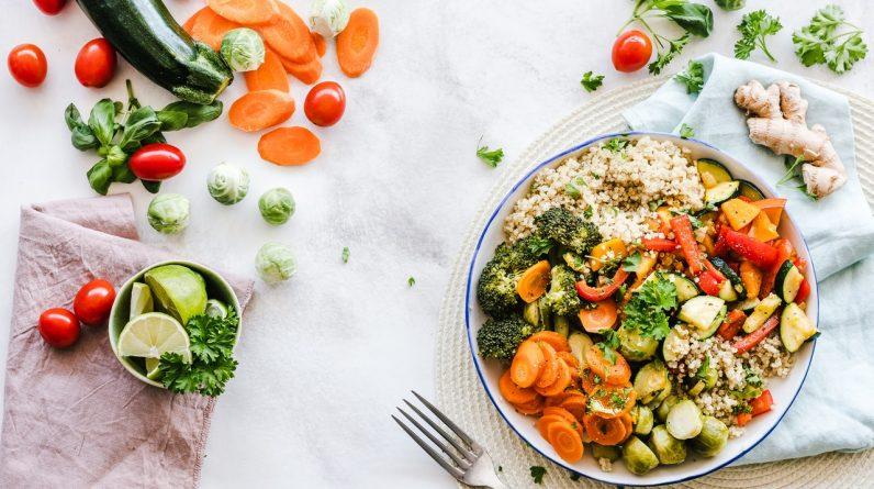 dinner vegetables