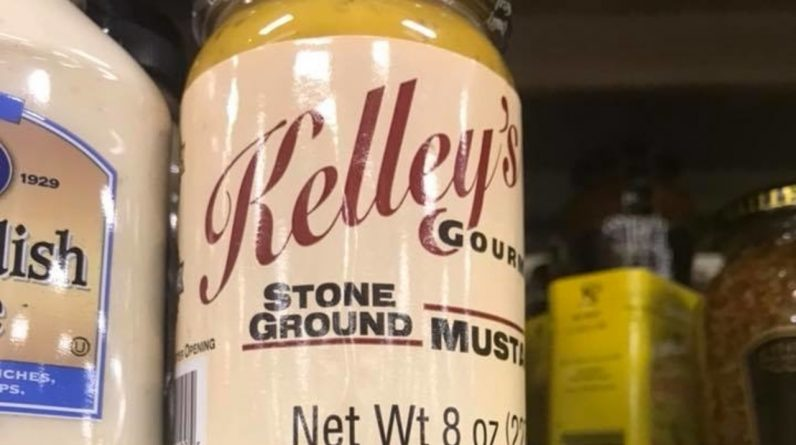 kellys mustard