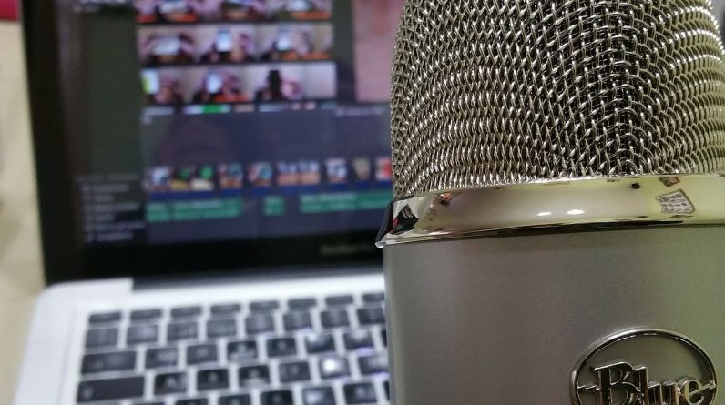 podcast macbook