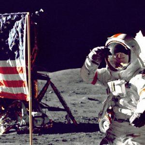 apollo astronaut space